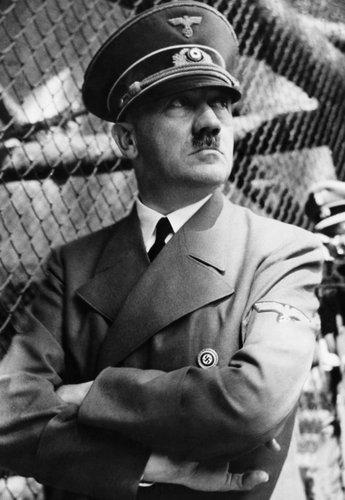 Adolf Hitler a finales de la década de 1930. | Fuente: Shutterstock