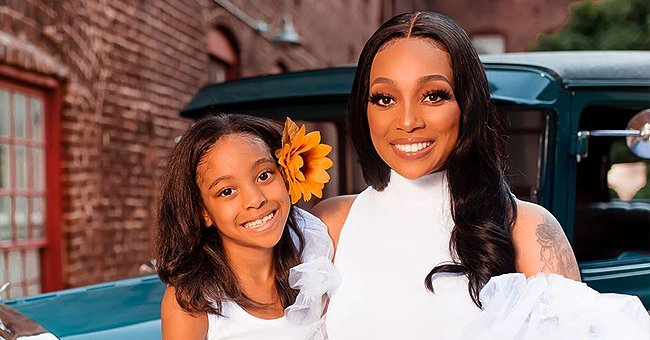 See How Monica Browns' Daughter Laiyah Celebrated Her 7th Birthday with This Cute Decor