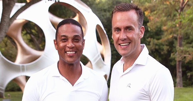 This Is How Don Lemon Surprised Fiancé Tim Malone on Valentine's Day