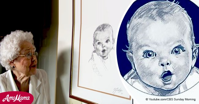 Do you remember the original Gerber baby? She's now 92, and here's her fascinating story