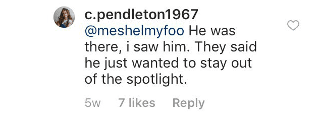 Another fans comment on Leland's post | Getty Images