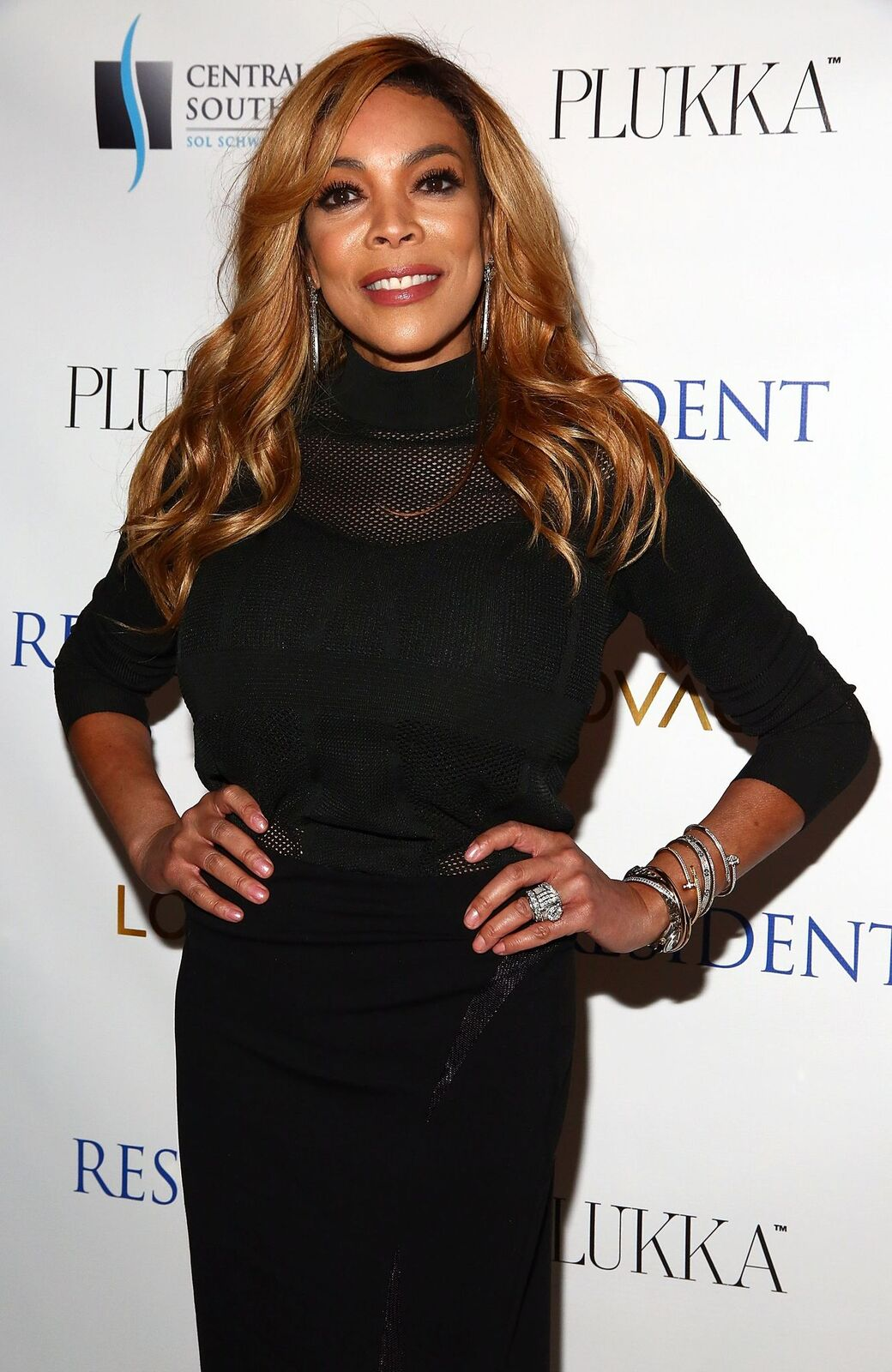 TV personality Wendy Williams attends Resident Magazine celebration at Lovage on April 12, 2017 in New York City. | Photo: Getty Images