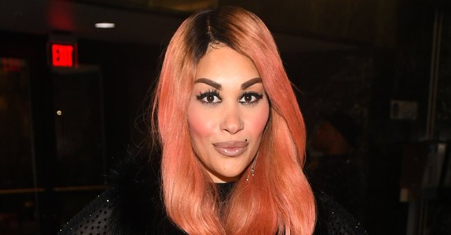 Keke Wyatt Bares Her Huge Baby Bump in Recent Photo and Says This Is the Happiest She Has Ever Been