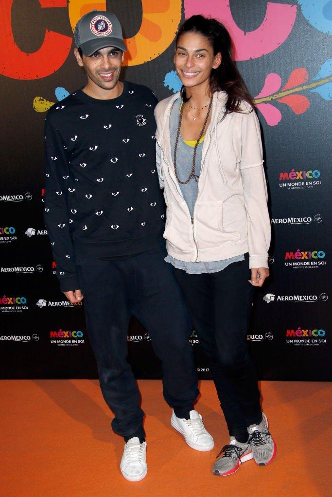 Tatiana Silva et Christophe Licata en 2017. l Source : Getty Images