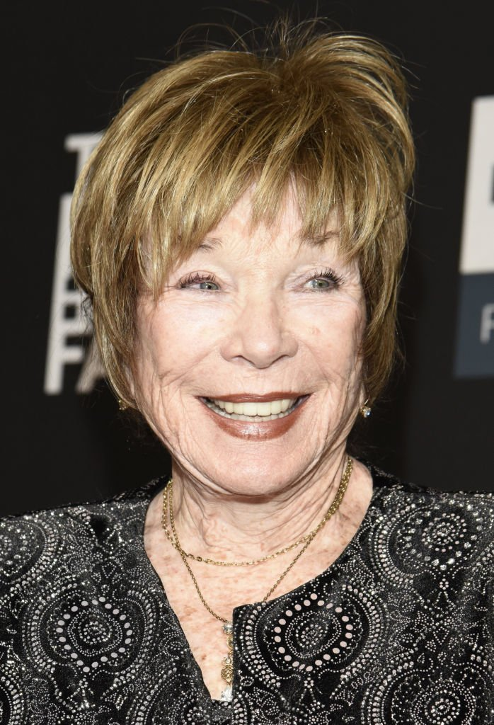 Shirley McLaine attends the 2017 Texas Film Awards at Austin Studios on March 9, 2017   Photo: Getty Images