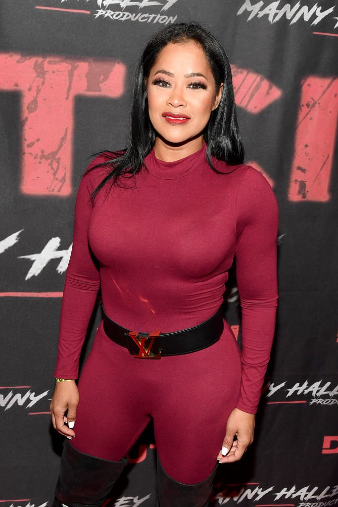 """Lisa Wu attends the """"Dutch"""" Atlanta Premiere at AMC Phipps Plaza on March 08, 2021 in Atlanta, Georgia. 