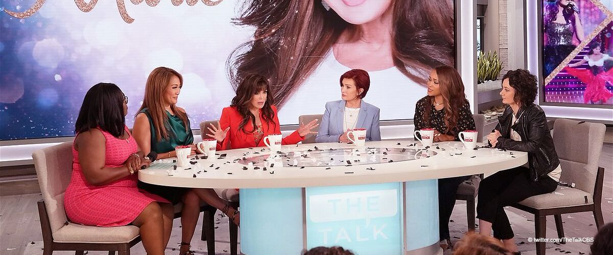 Marie Osmond Officially Replaces Sara Gilbert as 'The Talk' Host