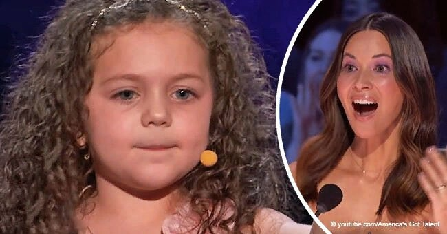 'America's Got Talent' judges were blown away by 5-year-old girl's performance