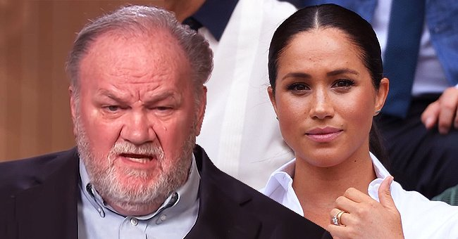 Meghan Markle's Dad Thomas Wants Sit-Down With Meghan or He'll Give an Interview Every Month
