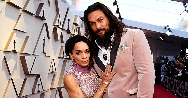 Lisa Bonet's Husband Jason Momoa Shares New Family Photos from a Movie Screening