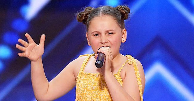 AGT Judges Charmed by 12-Year-Old Singer during Her Audition – Meet Annie Jones