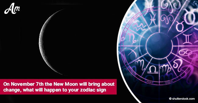 The November new moon will have a big impact on 4 star signs