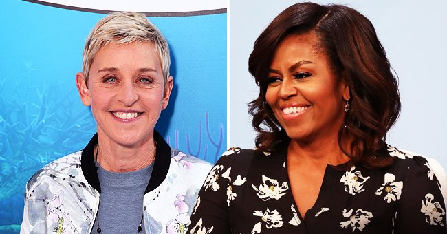 Michelle Obama Joins 'Ellen's Greatest Night of Giveaways' to Surprise a School in Washington with Gifts
