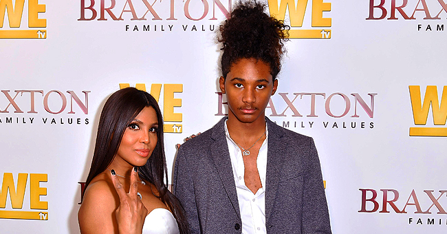 Toni Braxton Praises Son Diezel in New Video after He Wins Best Young Actor at Oniros Film Awards