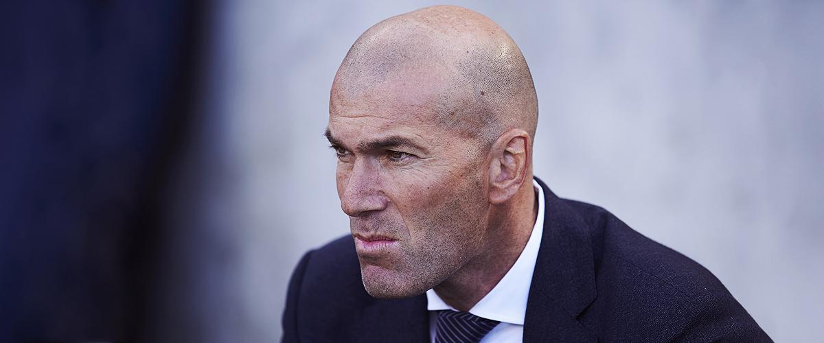 Zinedine Zidane a réagi face à la mort subite de son frère