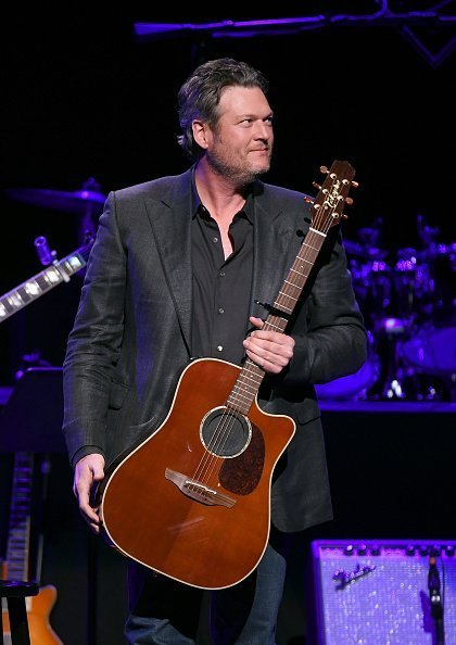 Blake Shelton performs onstage in Nashville, Tennessee | Photo: Getty Images