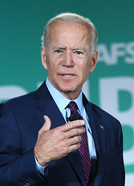 Joe Biden at UNLV on August 3, 2019 in Las Vegas, Nevada| Photo: Getty Images