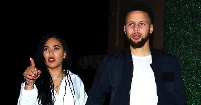 Ayesha and Stephen Curry Join George Floyd Protests