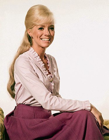 A publicity photo of Inger Stevens in 1969. | Source: Wikimedia Commons.