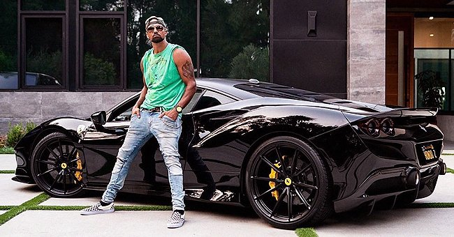 'Criminal Minds' Star Shemar Moore Remembers His Late Mom as He Shows off New Lavish Ferrari
