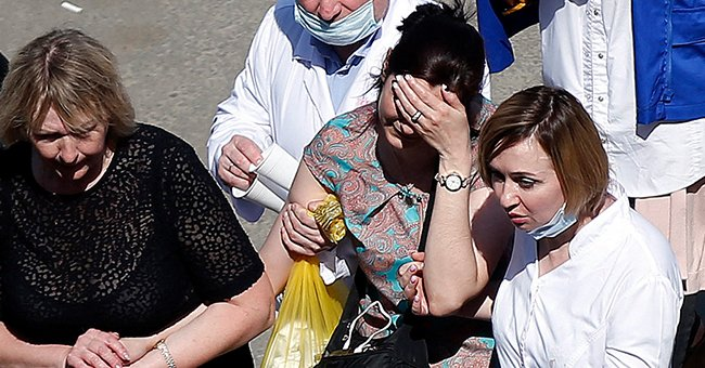 A Schoolgirl Who Witnessed the Shooting at a Russian School Recounted Events from the Inside