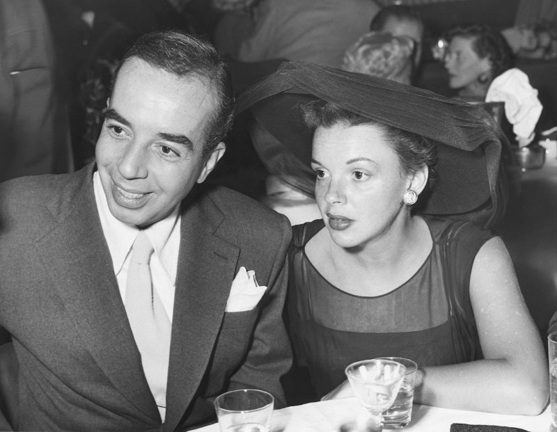 Picture of Judy Garland and Vincente Minnelli, circa 1950   Photo: Getty Images
