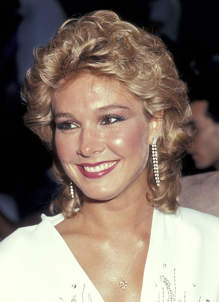Cynthia Rhodes attends the Staying Alive Hollywood Premiere on July 11, 1983 at Mann's Chinese Theatre in Hollywood, California | Photo: GettyImages