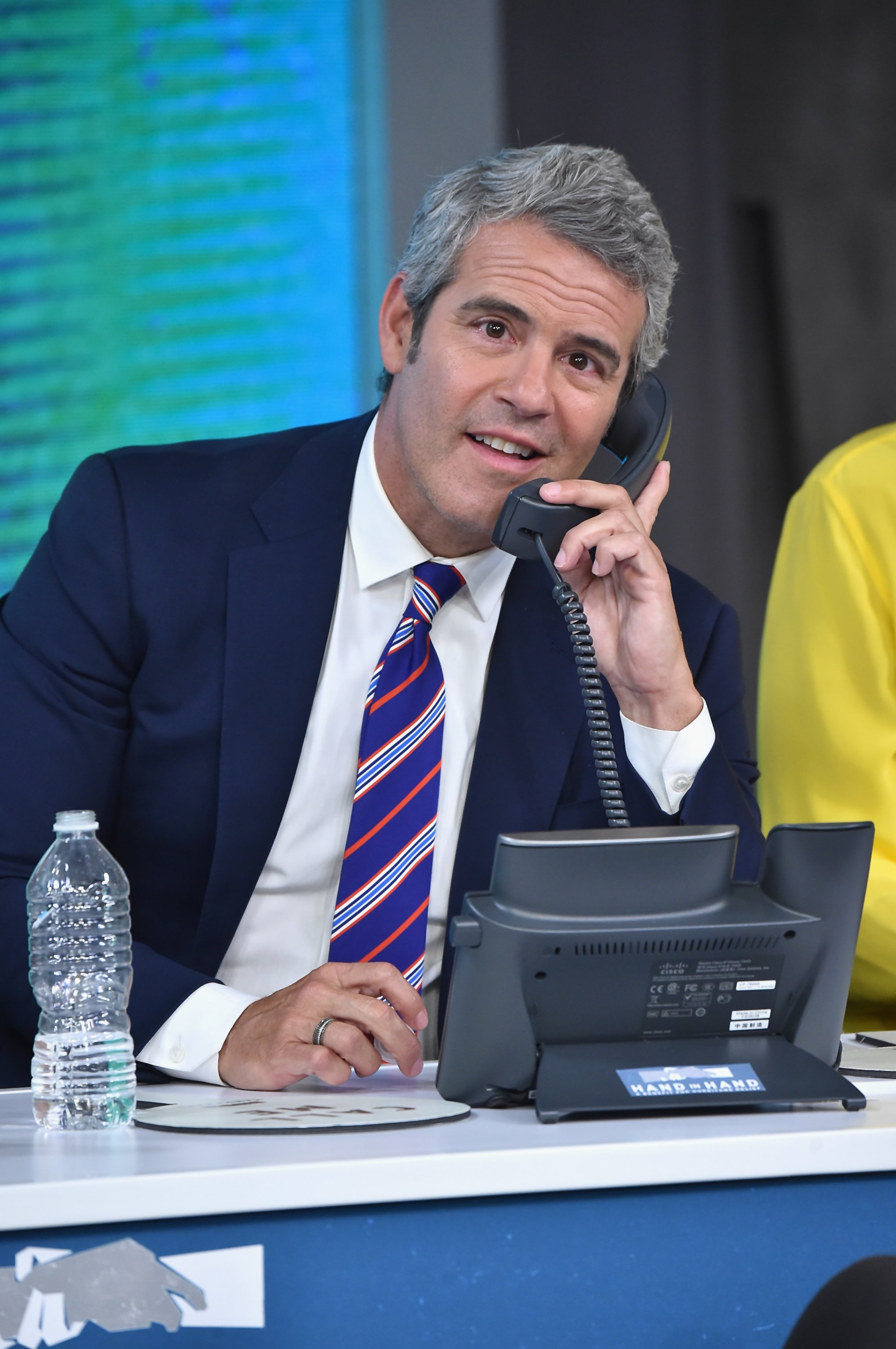 Andy Cohen attends Hand in Hand: A Benefit for Hurricane Relief on September 12, 2017 | Photo: Getty Images