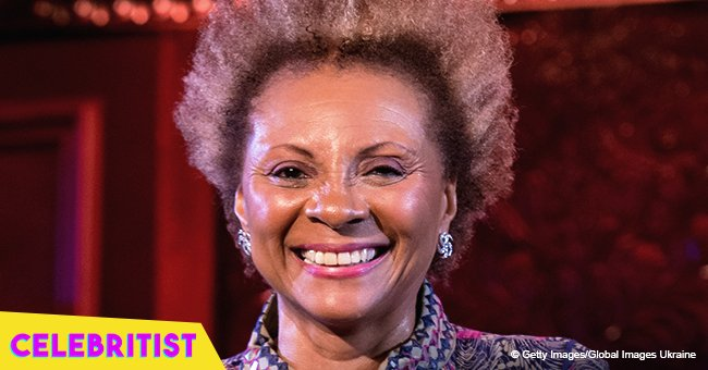 Leslie Uggams melts hearts in sweet pic with Australian husband of 53 years