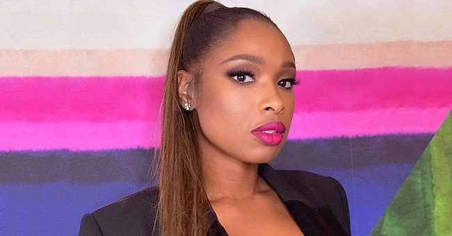 Jennifer Hudson Looks Fresh-Faced as She Shows off Long Nails during Manicure Session in Video