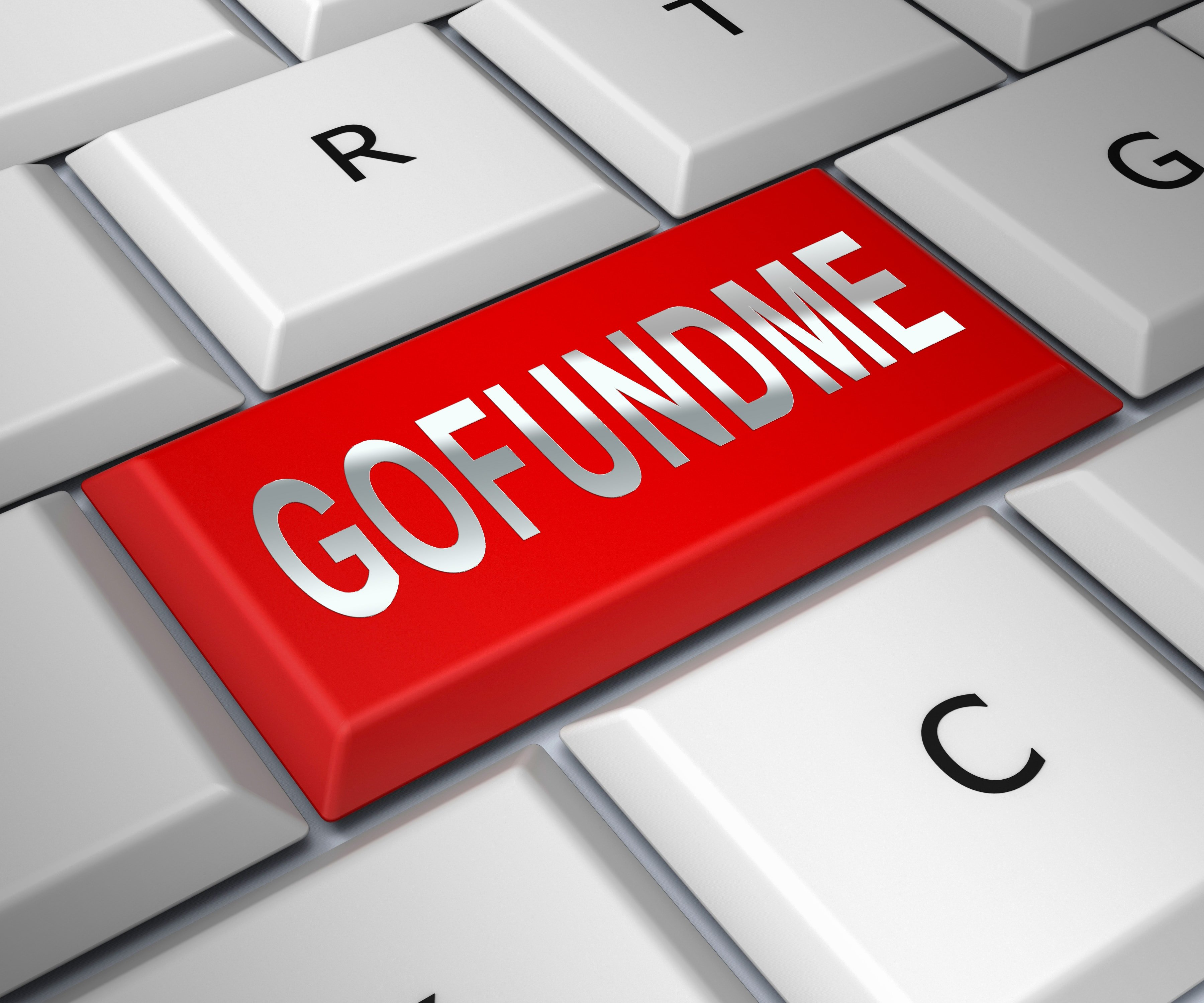 GoFundMe-Button | Quelle: Shutterstock