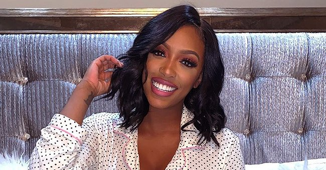 Porsha Williams from RHOA Appears on BravoCon Stage in Wheelchair after Having Surgery on Her Foot