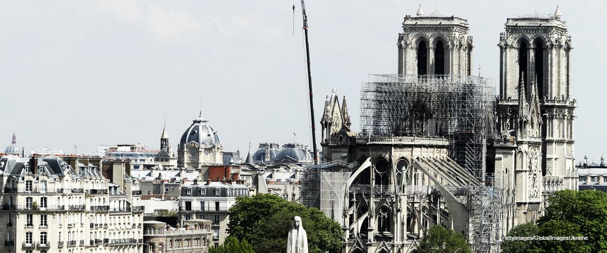 Notre-Dame de Paris : Un projet de loi pour la restauration est adopté par l'Assemblée