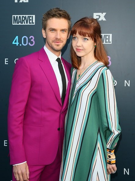 Dan Stevens and Susie Stevens attend the premiere of FX's 'Legion' Season 2 on April 2, 2018 | Photo: Getty Images