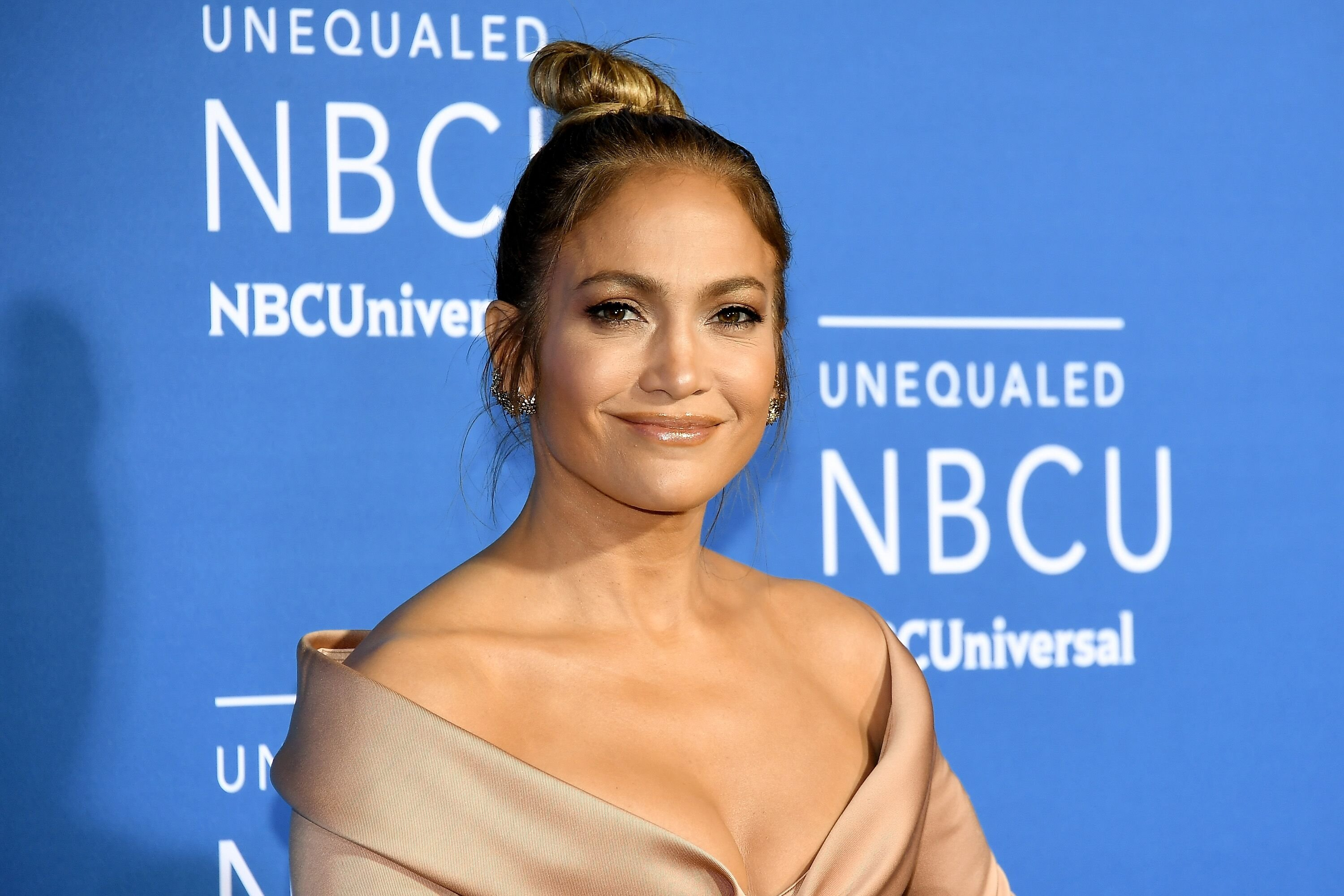 Jennifer Lopez attends the 2017 NBCUniversal Upfront at Radio City Music Hall on May 15, 2017 | Photo: Getty Images