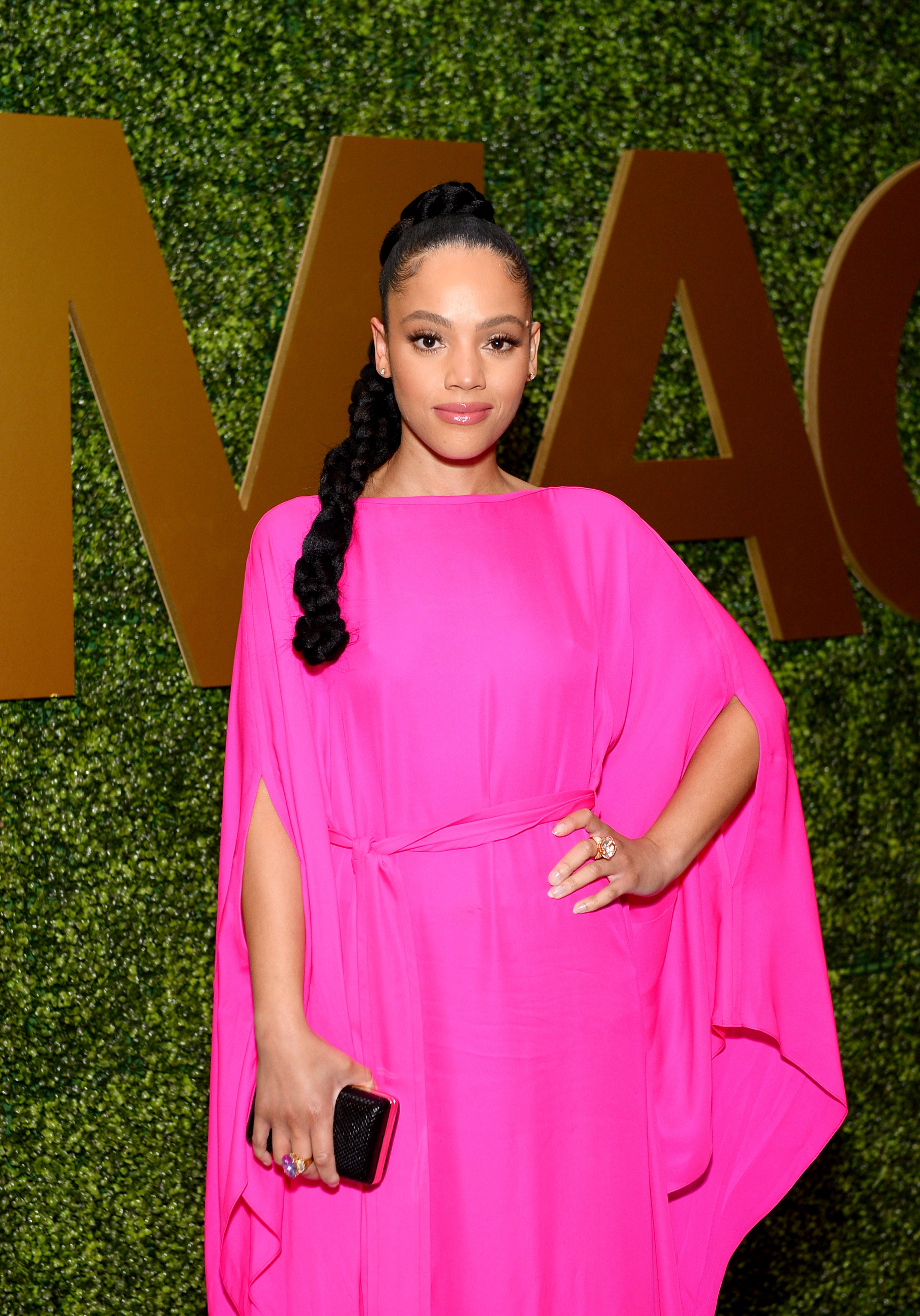 Bianca Lawson attends the 3rd Annual MACRO Pre-Oscar Party on February 06, 2020 | Photo: Getty Images