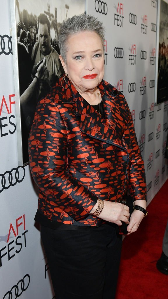 """Kathy Bates attends the """"Richard Jewell"""" premiere during AFI FEST 2019 Presented By Audi at TCL Chinese Theatre 