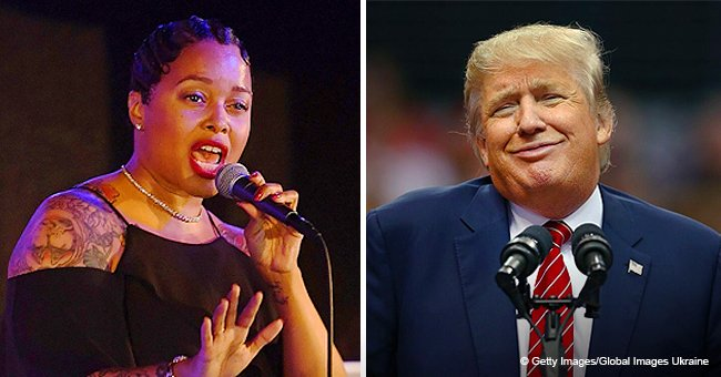 Chrisette Michele's decision to perform at Trump's inauguration turned out to be an epic fail