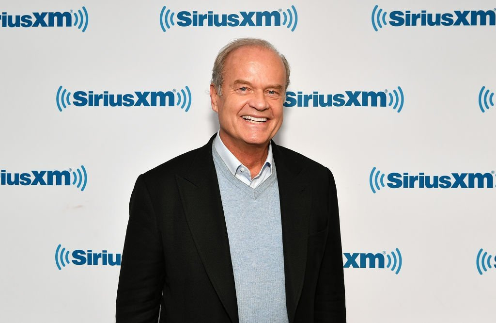 Actor Kelsey Grammer visits SiriusXM Studios on February 14, 2019 | Photo: Getty Images