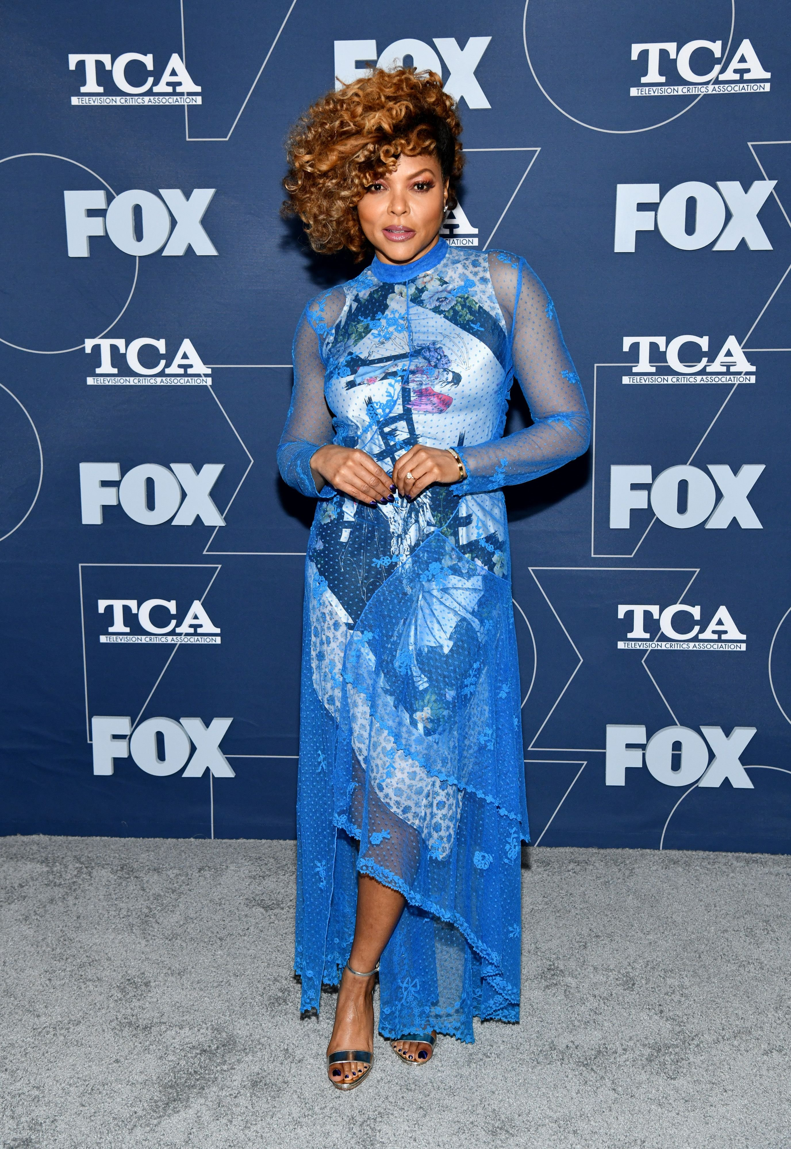 Actress Taraji P. Henson attends the Fox Winter TCA All Star Party at The Langham Huntington on January 7, 2020 in Pasadena, California. | Photo: Getty Images