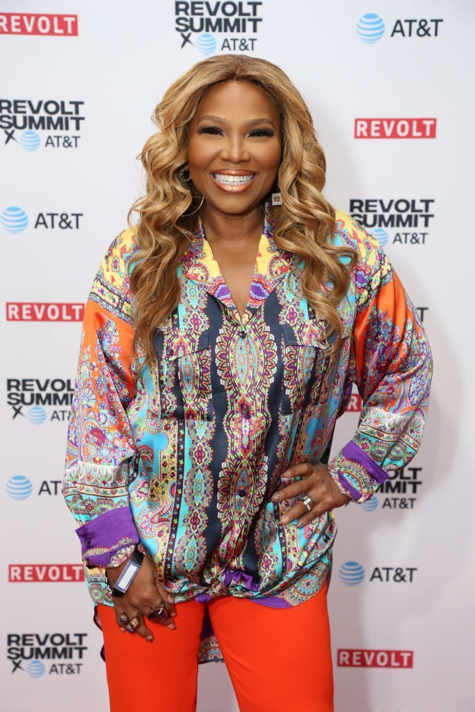 Mona Scott-Young attends the REVOLT X AT&T 3-Day Summit In Los Angeles - Day 1 at Magic Box | Photo: Getty Images