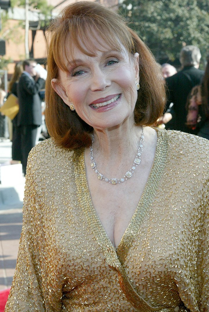 """Katherine Helmond from """"Who's the Boss."""" I Image: Getty Images."""