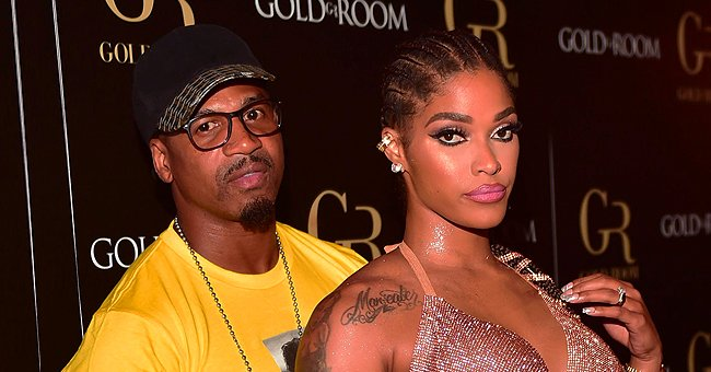 Joseline Hernandez and Stevie J's Daughter Bonnie Poses like Model in Pink Dress and Black Boots