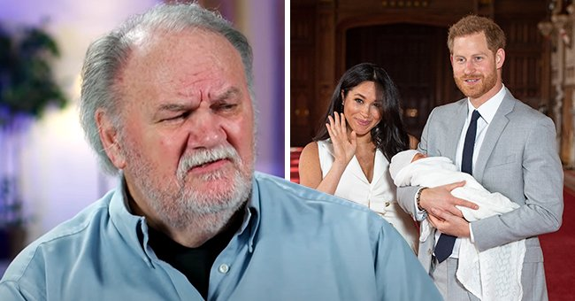 Meghan Markle's Dad Thomas Says He Heard about Baby Lili's Birth on the Radio