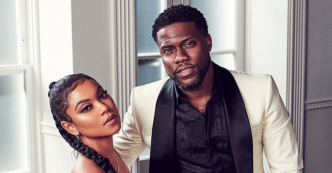 Kevin Hart's Wife Eniko Shows off Baby Bump While Dancing to 'Thriller' with Husband