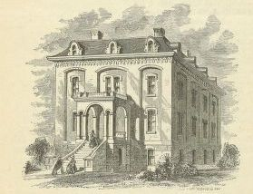 The New England Female Medical College | Source: Wikimedia Commons/ Public Domain