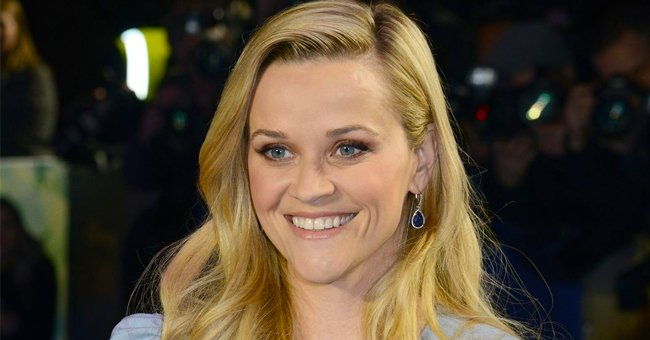 Reese Witherspoon Shares a Sweet Photo with Her Grown-up Son and They Look So Alike