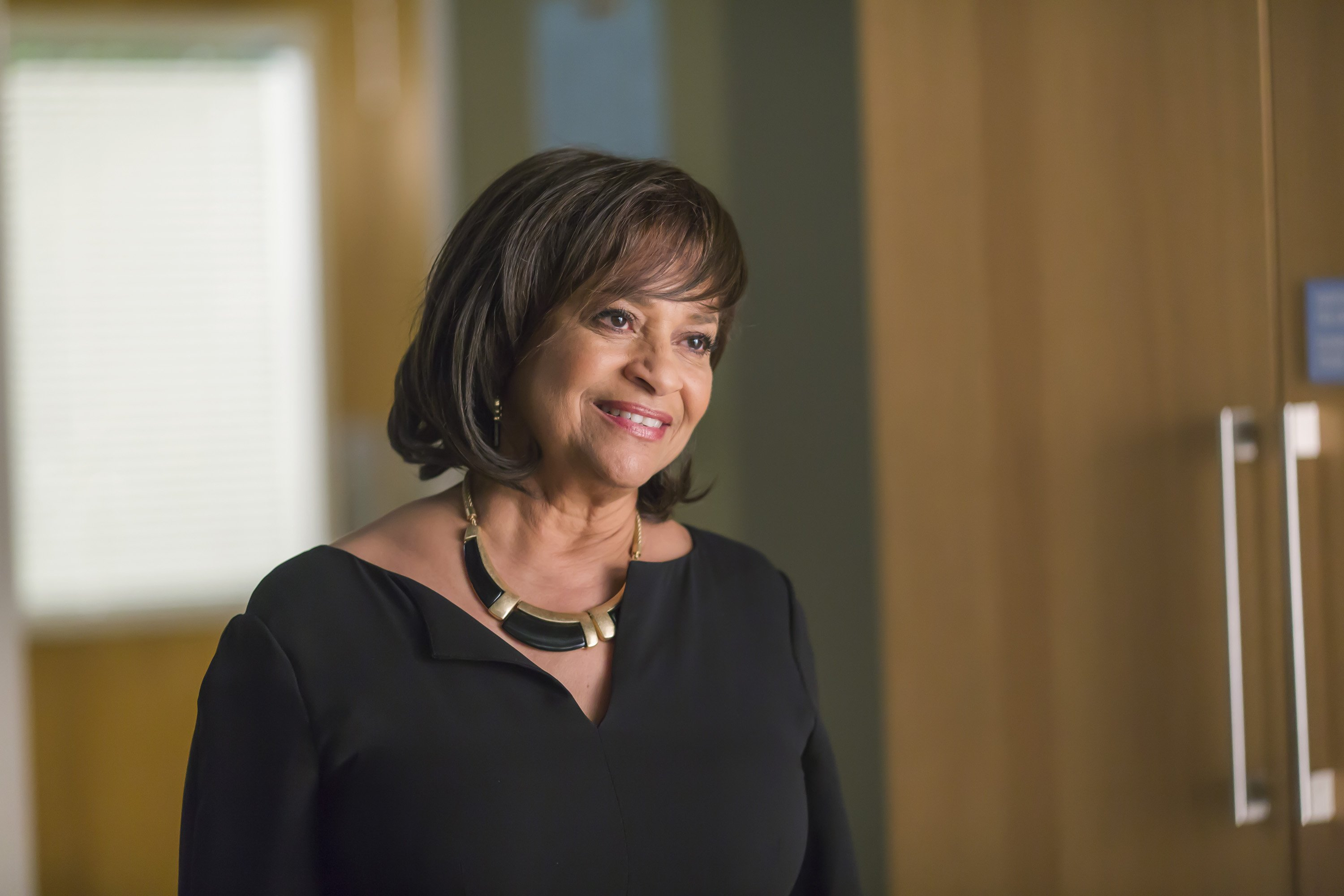 "Debbie Allen on Season 12 of ""Grey's Anatomy"" 