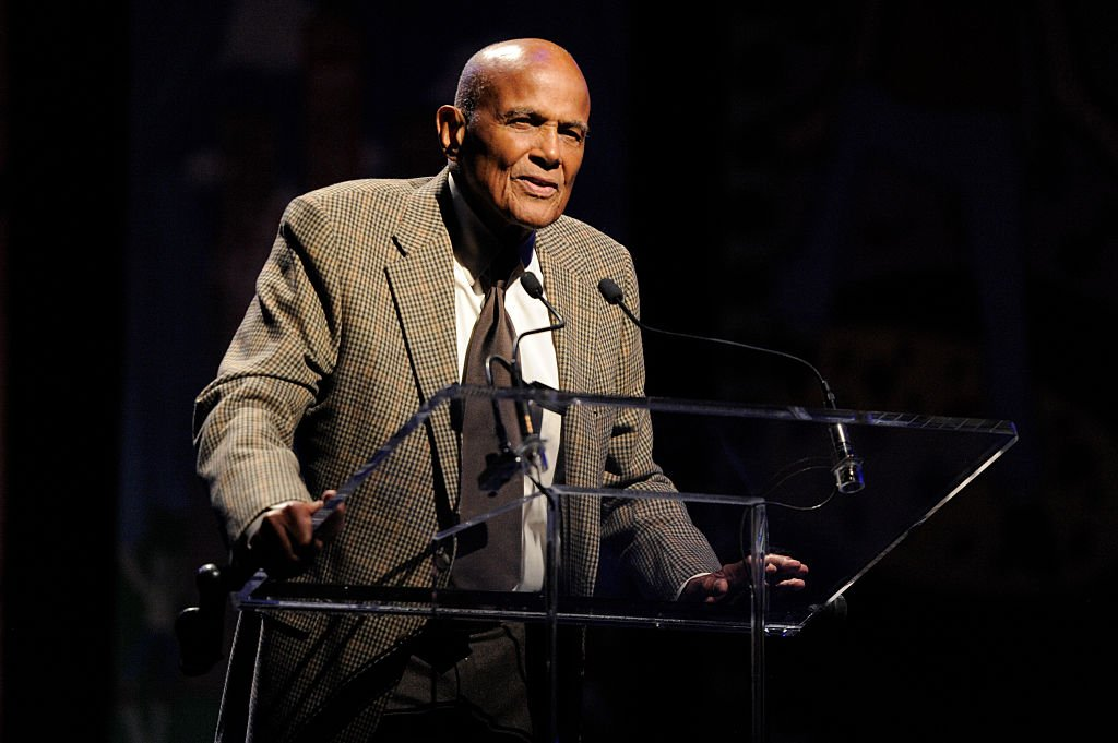 Harry Belafonte attends the National Dance Institute's (NDI) 40th Anniversary Annual Gala at PlayStation Theater on April 18, 2016.   Photo: Getty Images