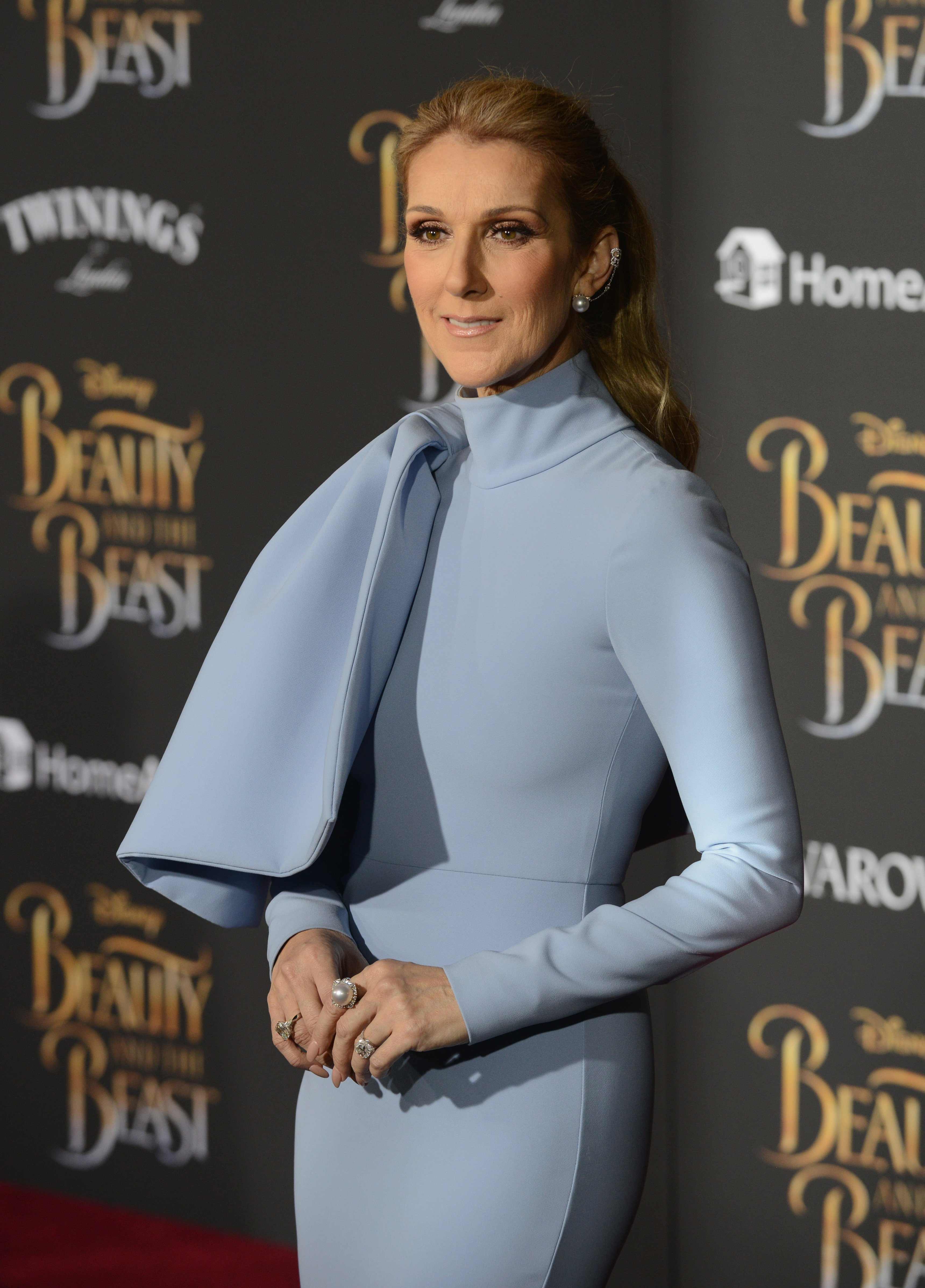 Celine Dion attends the premiere of Beauty and the Beast in 2017 | Photo: Getty Images